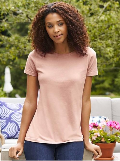 Item #6700L - Gildan - Softstyle Women's CVC T-Shirt