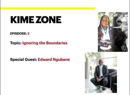 The Kime Zone: Episode 2: Ignoring the Boundaries