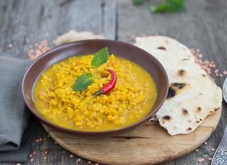 Comfort food: Pakistaanse daal