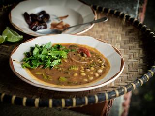 Fatima's Harira soep