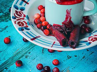 De állerlekkerste caranberrysaus!