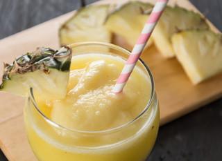 Venkel en ananas smoothie