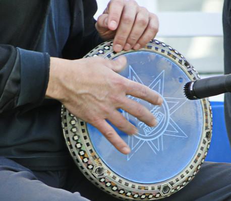 Darbouka - Arabic Drum at Festival