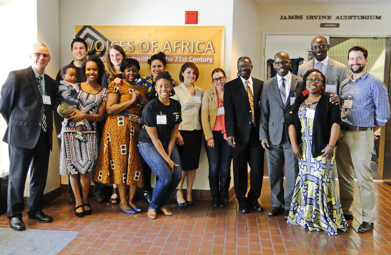 Voices of Africa Conference
