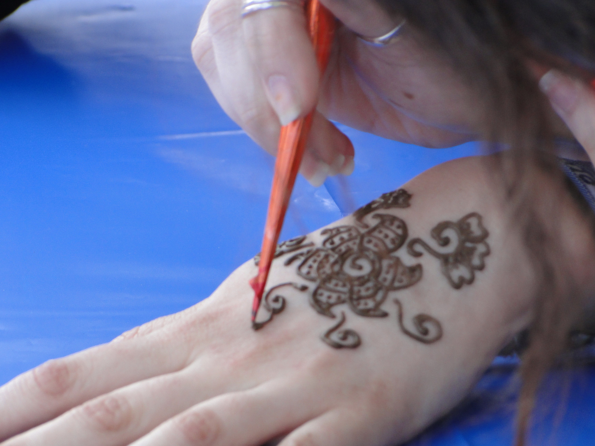 Henna Designs - Arabic Cultural Festival