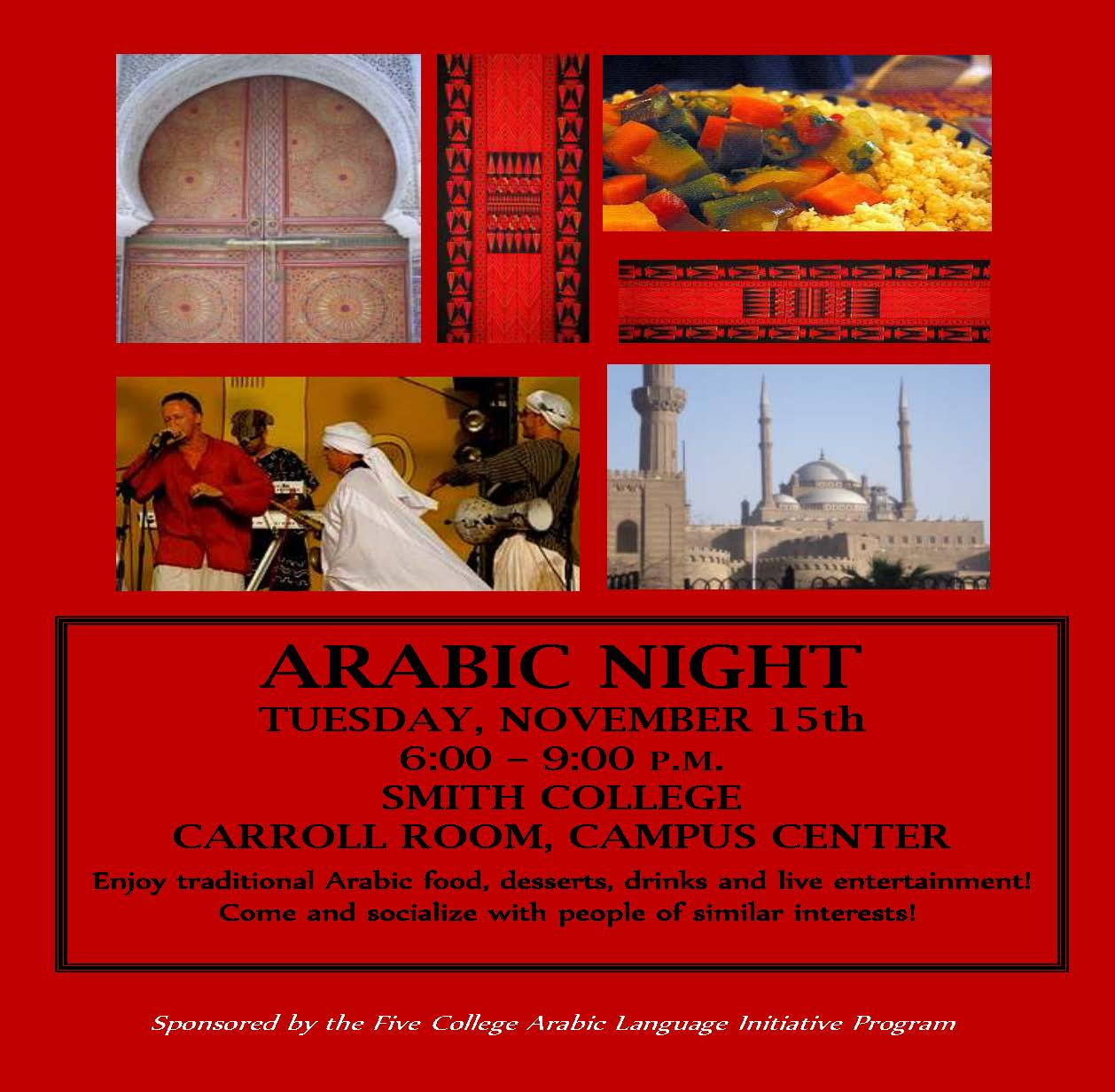 Arabic Night - Smith College