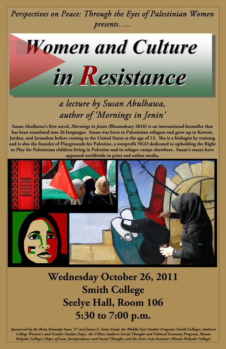 Women and Culture in Resistance