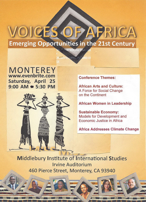 Voices of Africa Conference - MIIS