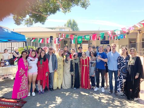 Arabic Cultural Expo at MIIS