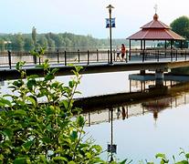 Promenade du Lac-des-Nations