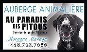 Auberge animalière «Au paradis des pitous»