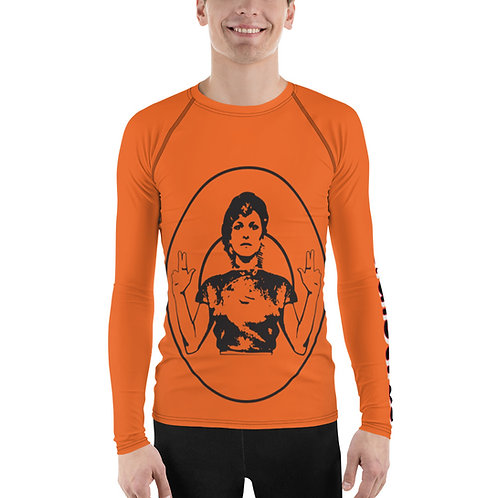 the dadistics All-Over Long T-shirt