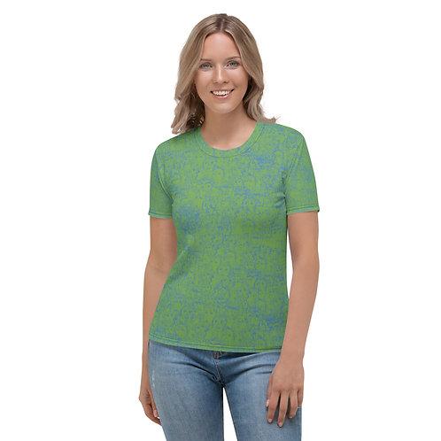 Carla Blue Face T-shirt