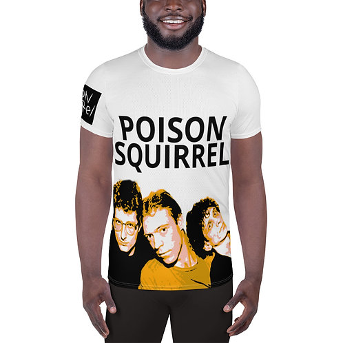 Poison Squirrel All-Over T-shirt