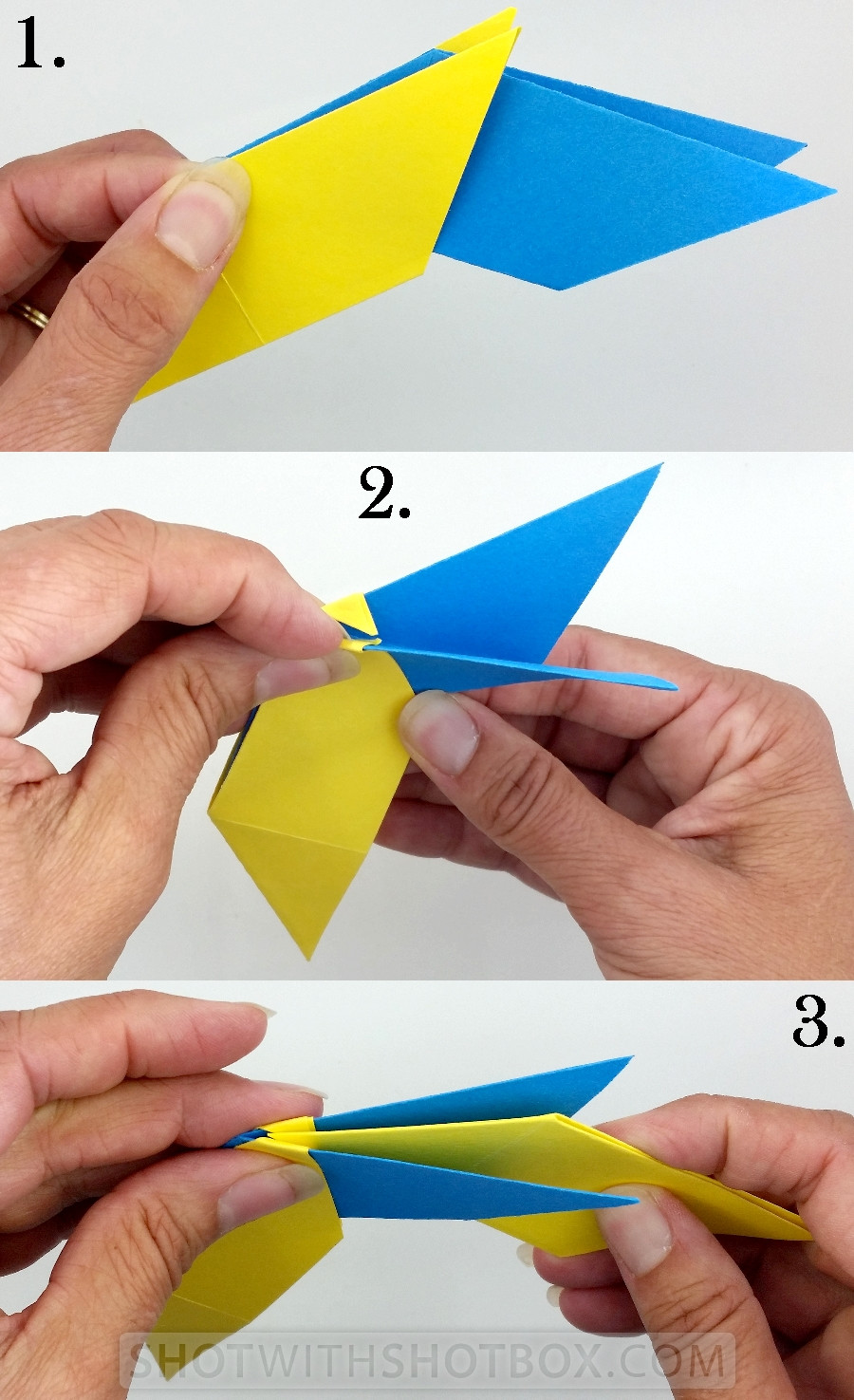 Step 6: Connect Your Rhombuses