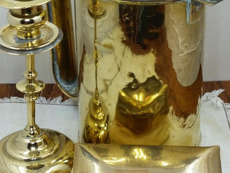 Brass Antique Items