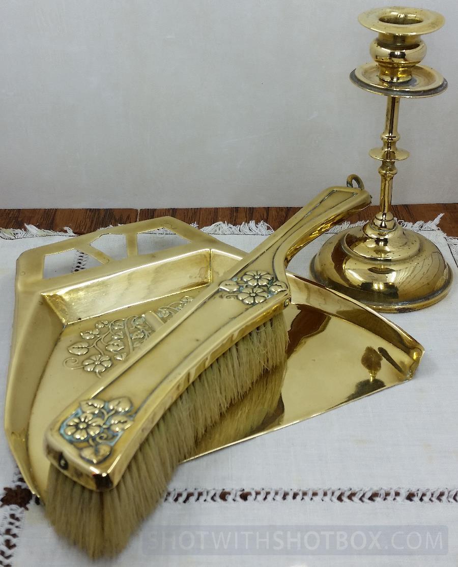 Antique Brass Items