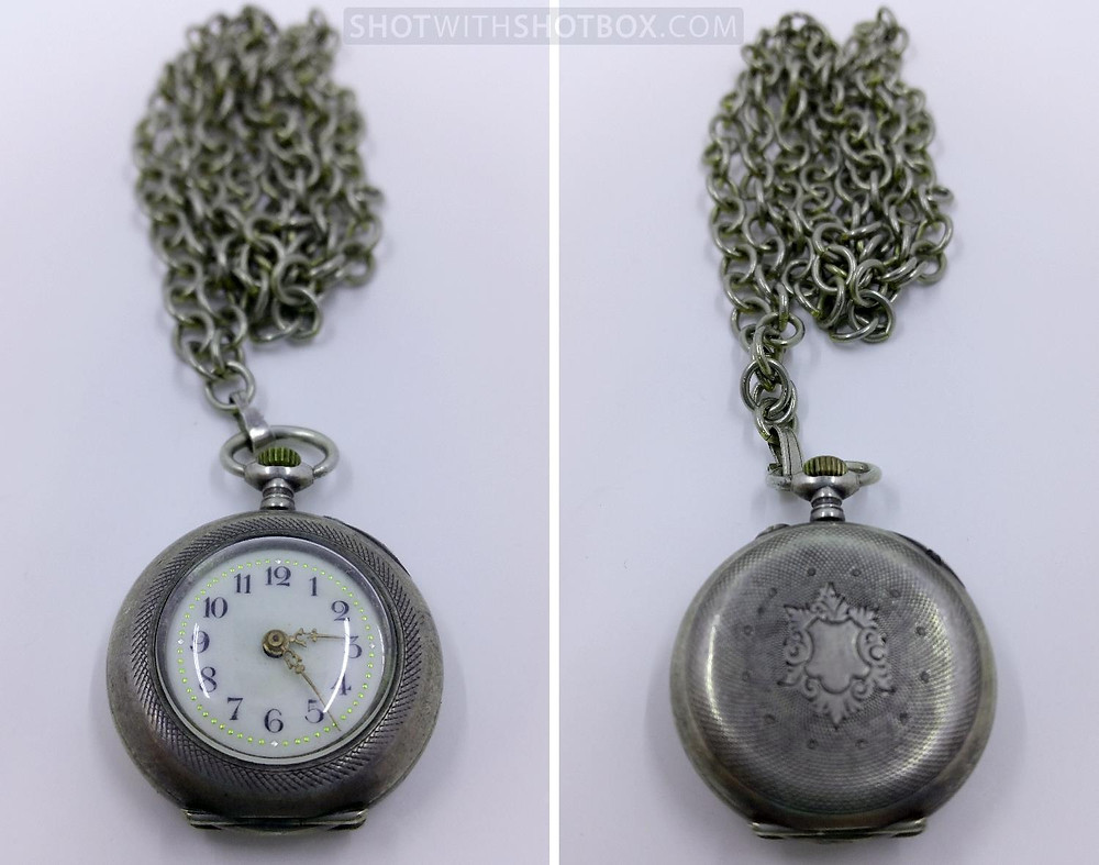 Grote Oma's watch