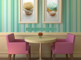 Cupcake Shoppe Wall Art