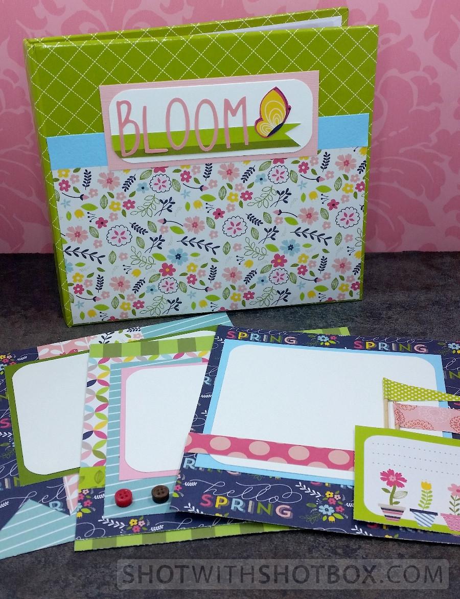 Bloom Mini Album