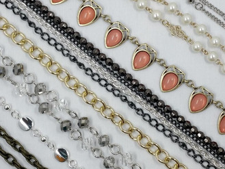 Photographing Multiple Necklaces