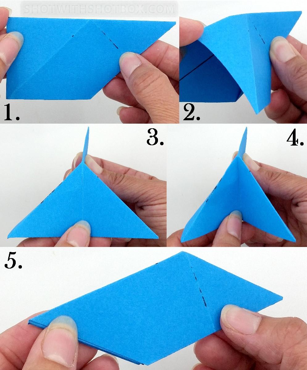 Step 4: Creating a Rhombus