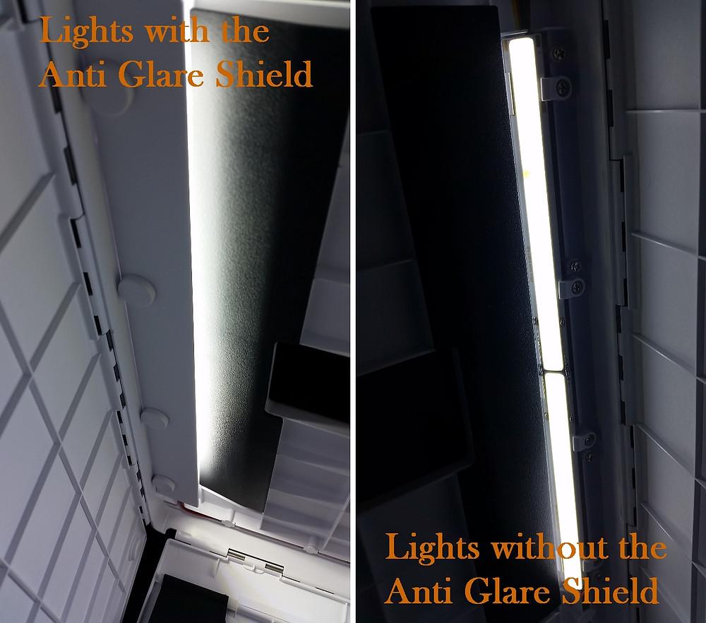 Anti Glare Shields