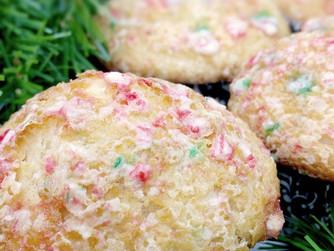 Candy Cane Muffin Recipe