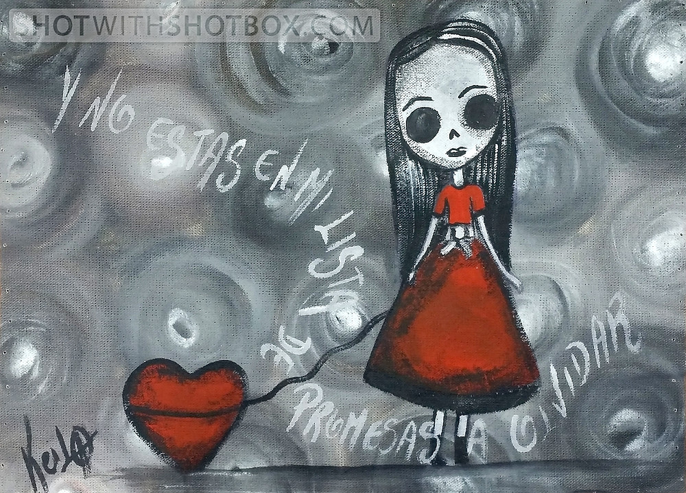 Fabric Painting by Keila