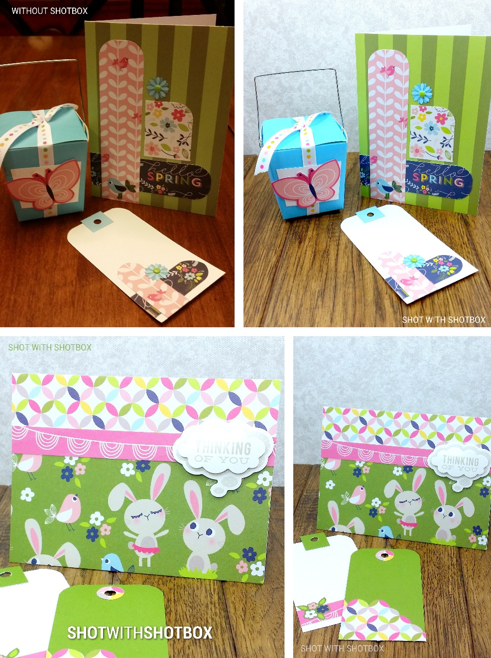 Spring Cards and Tags