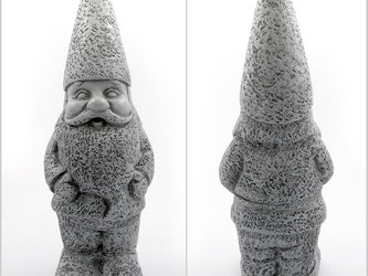 Garden Gnome for eBay or Classified Ad Listing