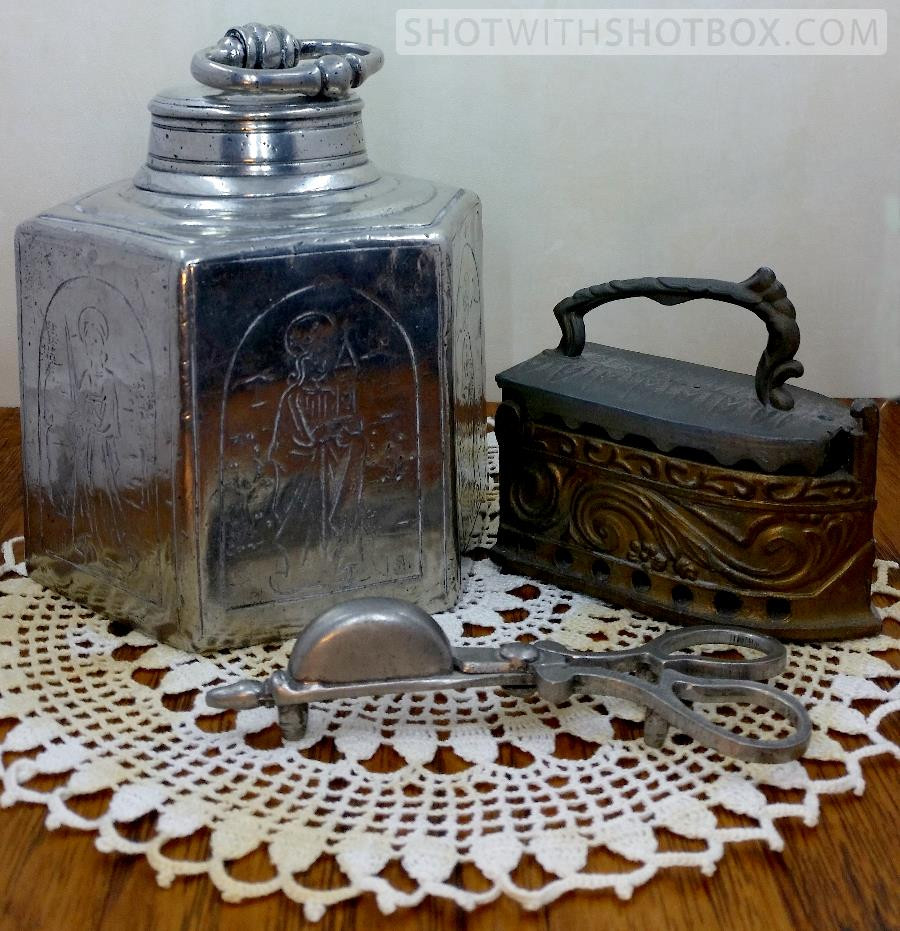 Antique items from Holland