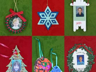 Family Keepsake Christmas Ornaments