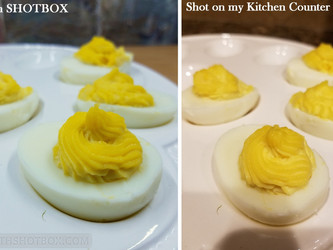 Deviled Eggs In the Box Vs Out of the Box