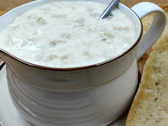 Melissa's Clam Chowder Recipe