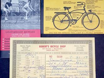 Dad's 1969 Bike