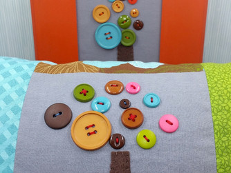 Button Tree Sewing Projects