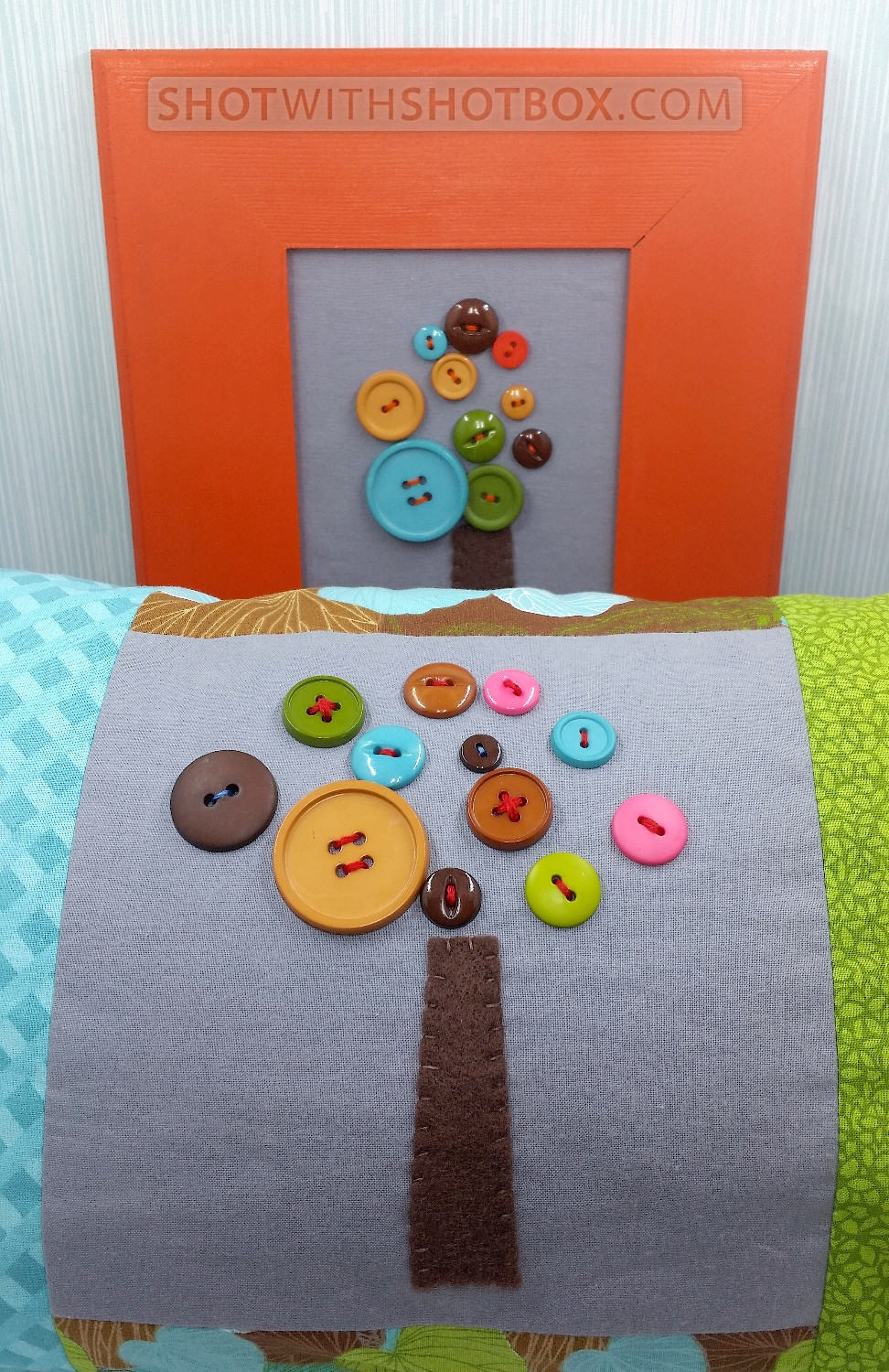 Button Tree Projects