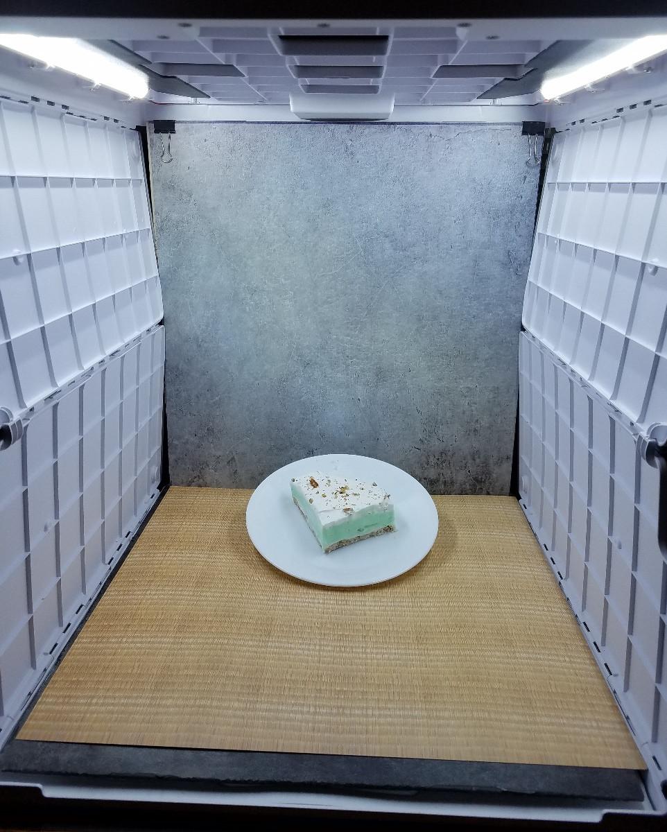 Pistachio Pie SHOTBOX Setup