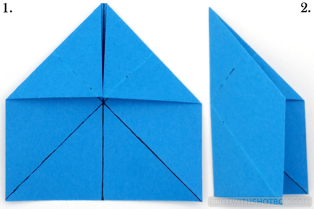 Step 3: Create an Airplane Shape