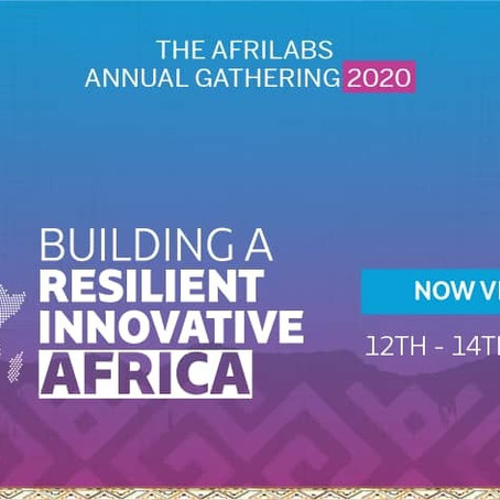 Registration for the first-ever Virtual edition of the AfriLabs Annual Gathering is live!
