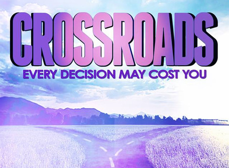 Crossroads Anthology - Available for PreOrder!
