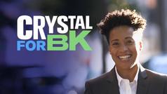 CRYSTAL FOR BK