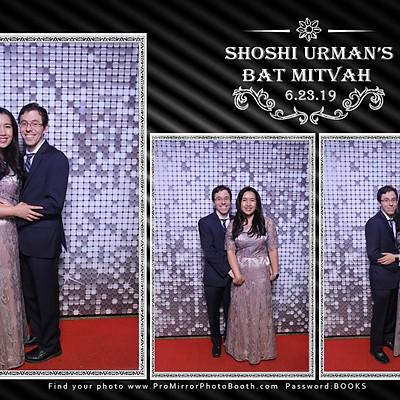 Shoshi Urman's Bat Mitvah