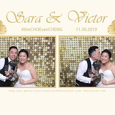 Victor & Sara
