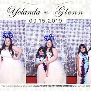 Yolanda & Glenn