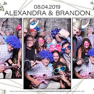 Alexandra & Brandon