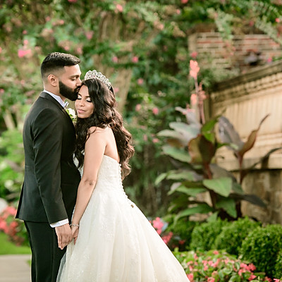 Sophia & Justin Wedding day pictures