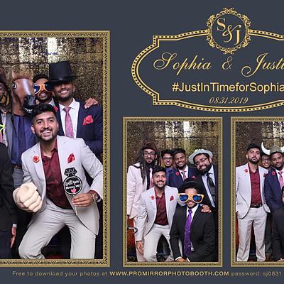 Sophia&Justin