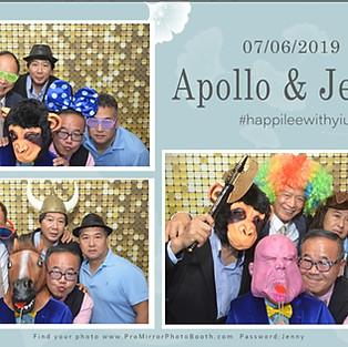 Apollo & Jenny